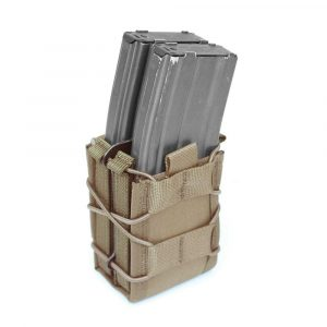 Warrior Assault Systems Double Quick mag Coyote