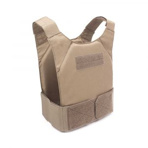Warrior Covert Plate Carrier Coyote
