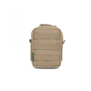 Warrior Small Molle Utility Pouch Coyote Tan