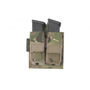 Warrior Double DA 9mm Pistol MULTICAM