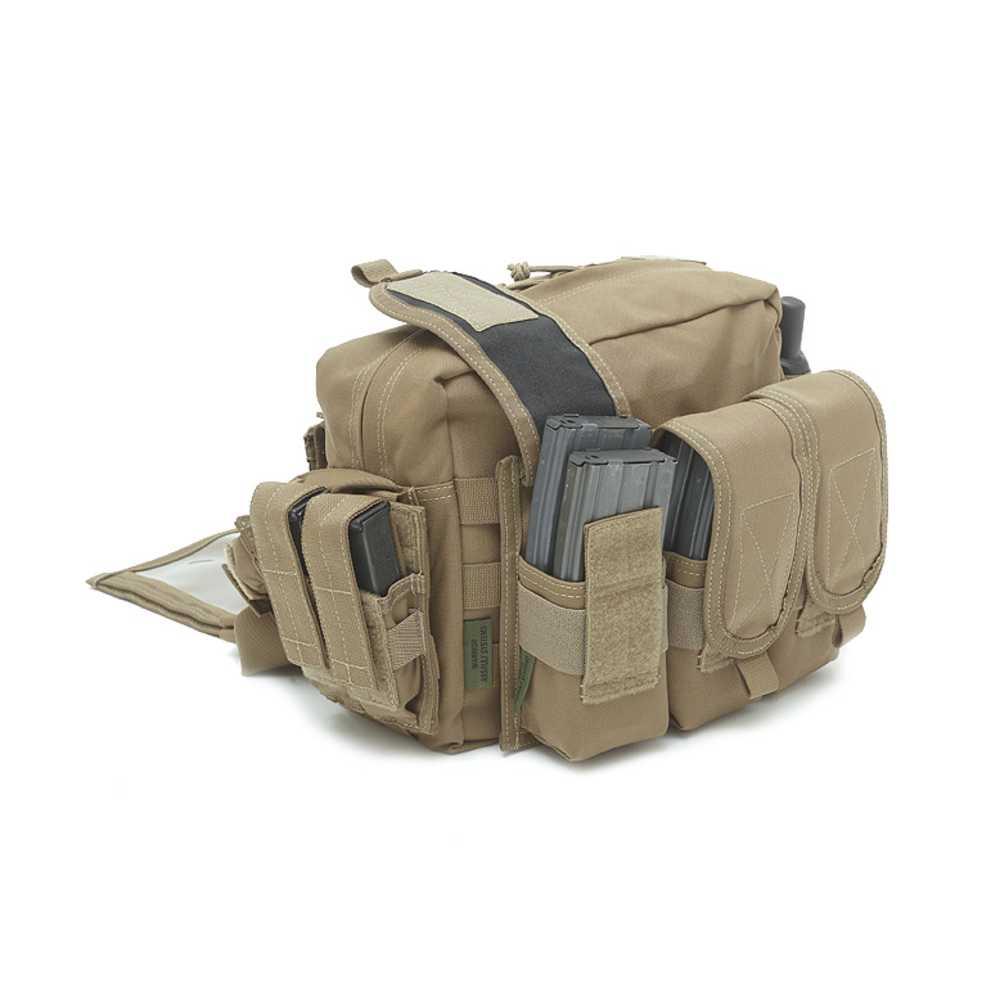 Warrior Grab Bag COYOTE