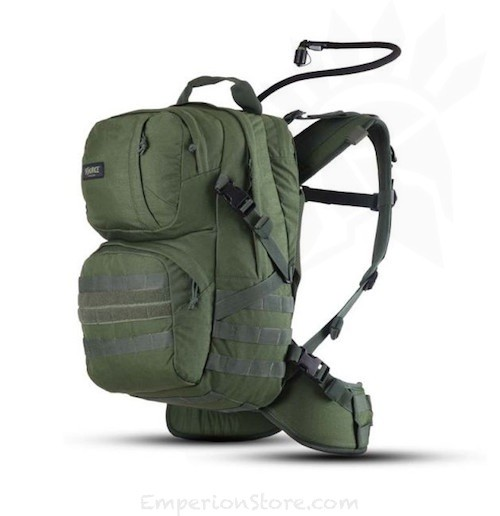 Source Patrol 35L Hydration Cargo Pack Green