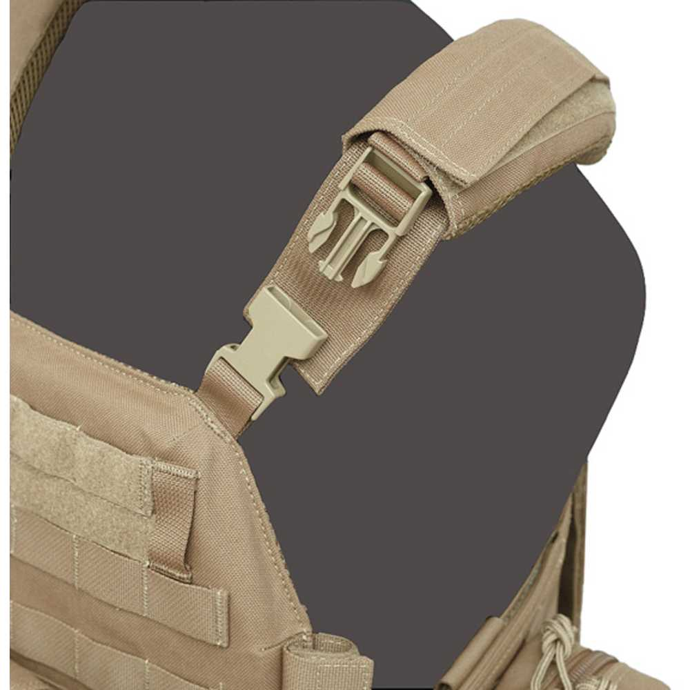 Warrior DCS Plate Carrier base COYOTE