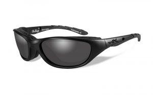 Wiley X AIRRAGE Smoke Grey Matte Black Frame
