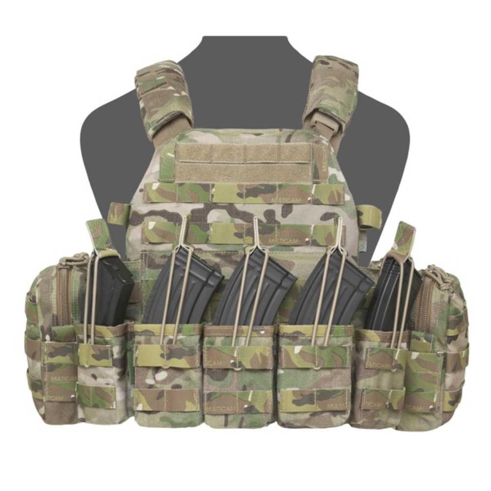 WARRIOR DOUBLE OPEN AK7.62MM
