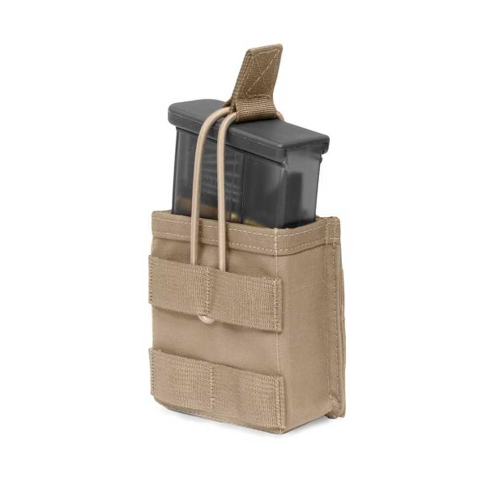 WARRIOR SINGLE MOLLE OPEN POUCH HK417 Multicam