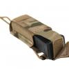 ClawGear 9mm Backward Flap Mag Pouch Multicam