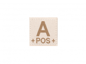 A Pos Bloodgroup Patch Desert