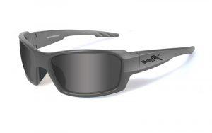 Wiley X REBEL Smoke Grey Stealth Grey Frame