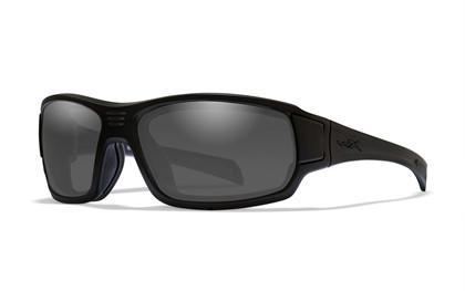 Wiley X SAINT BREACH Smoke Grey Matte Black Frame