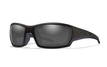 Wiley X OMEGA Smoke Grey Matte Black Frame