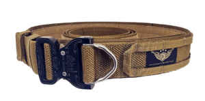 Shooters Factory Direct Action Belt Coyote