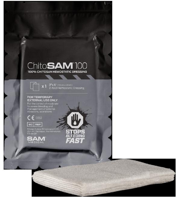 Sam Medical Chitosam 100
