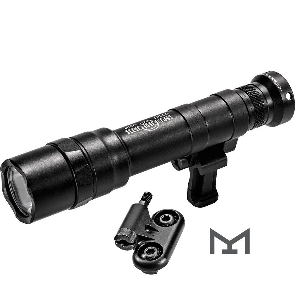 Surefire Scout Light Dual Fuel Pro Black M640