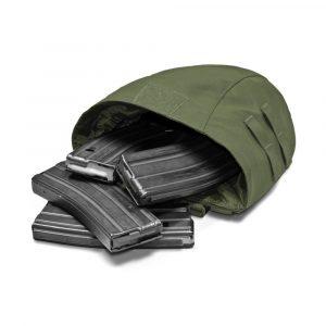 Warrior Roll up Dump Pouch - GEN 2 OD Green