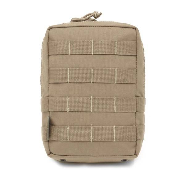 Warrior Large Utility Molle Pouch – Coyote Tan