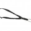 Clawgear One Point Elastic Support Sling Paracord Black