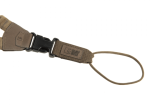 Clawgear One Point Elastic Support Sling Paracord Coyote