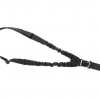 Clawgear One Point Elastic Support Sling Snap Hook Black