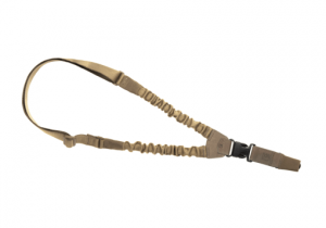 Clawgear One Point Elastic Support Sling Snap Hook Coyote