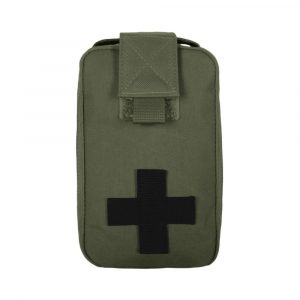 Warrior Personal Medic Rip Off Pouch OD Green