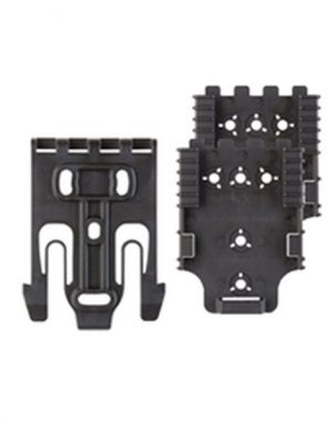 SAFARILAND Quick Locking System Kit BLACK