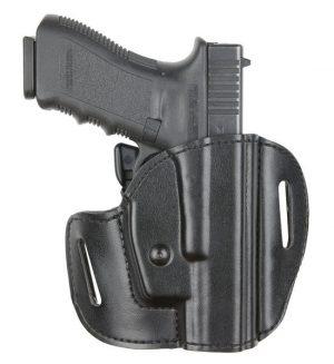SAFARILAND Model 537 GLS™ Open Top Concealment Belt Slide Holster GLOCK 19/23