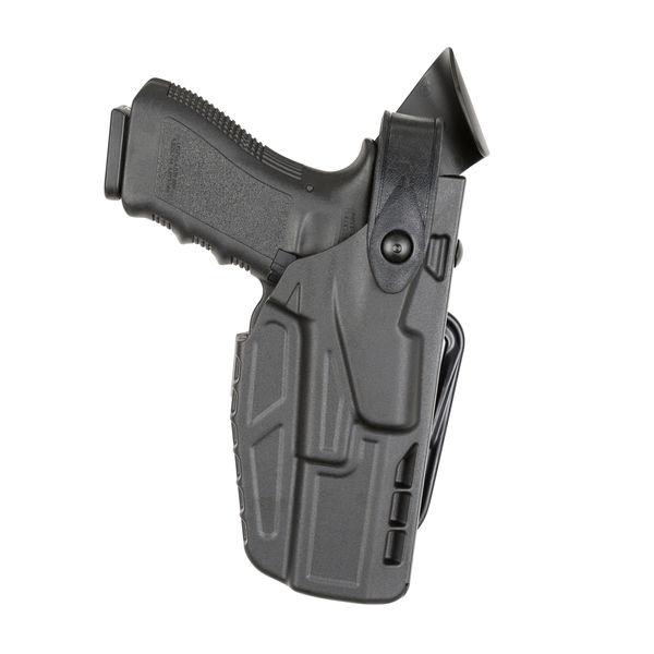 Safariland 7TS™ ALS®/SLS 7367 Mid-Ride, Level III Retention Glock 17/22 Gen 1-5
