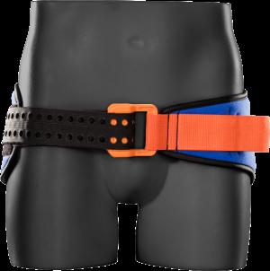 Sam Pelvic Sling II Orange / Blue - Standard 81 - 127 Cms