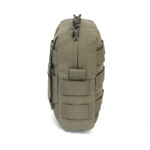 Warrior Small Molle Utility Pouch - Ranger Green