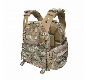 Warrior LPC Low Profile Carrier V1 Solid Sides - MultiCam