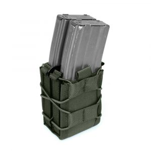 Warrior Assault Systems Double Quick Mag OD Green