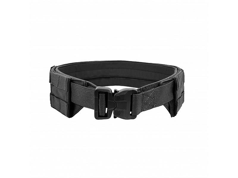 Warrior Low Profile MOLLE Belt Black with Cobra belt