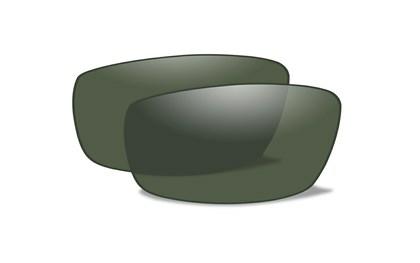 Wiley X SAINT Polarized Green Extra Lenses