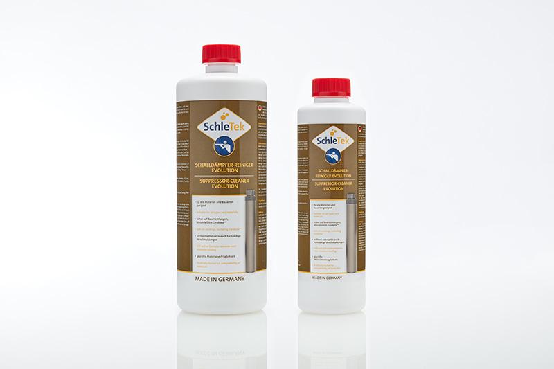 SchleTek Suppressor Cleaner Evolution 500 ml