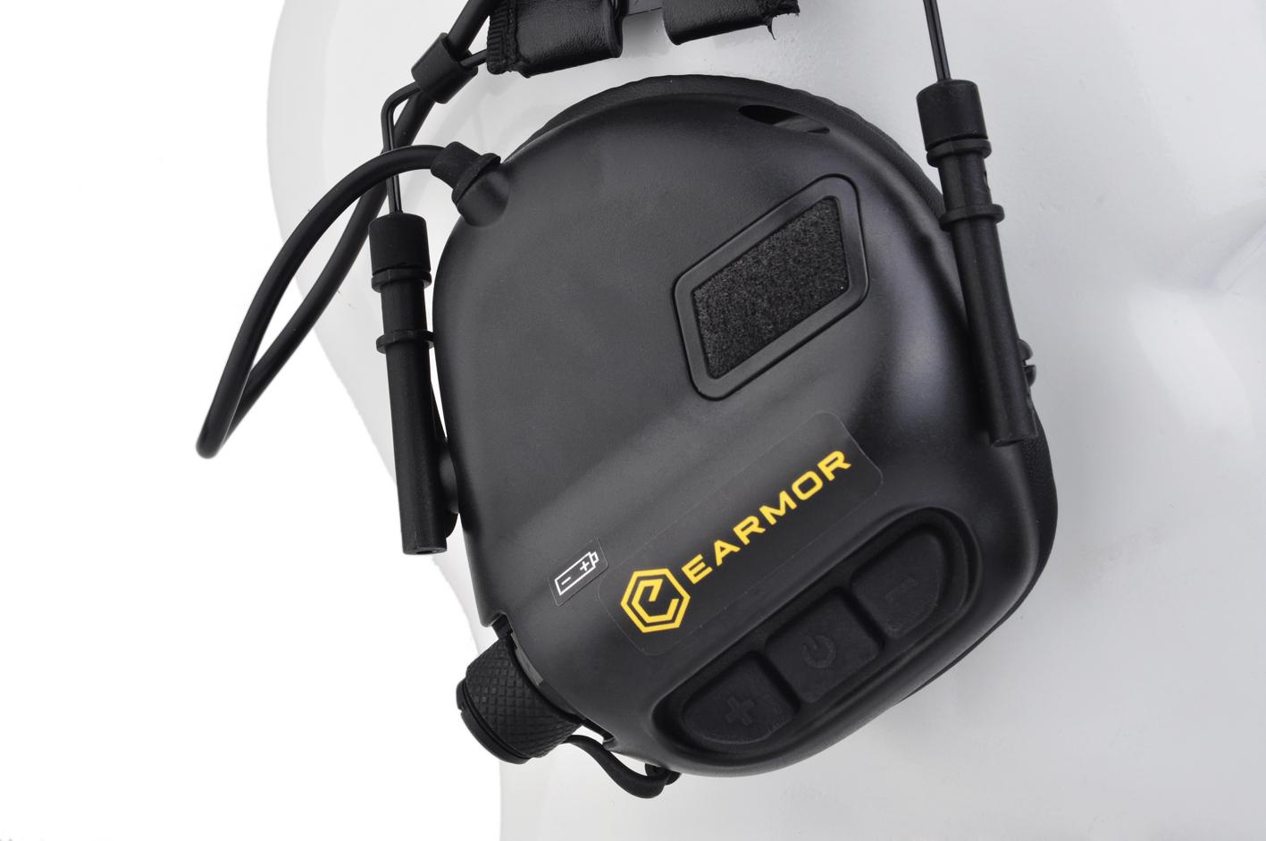 OPSMEN EARMOR M32 Black