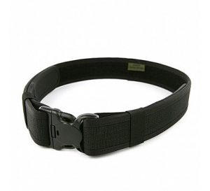 Warrior Duty Belt Black Lg - XL